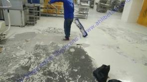 Jasa Epoxy Lantai Pabrik Roti