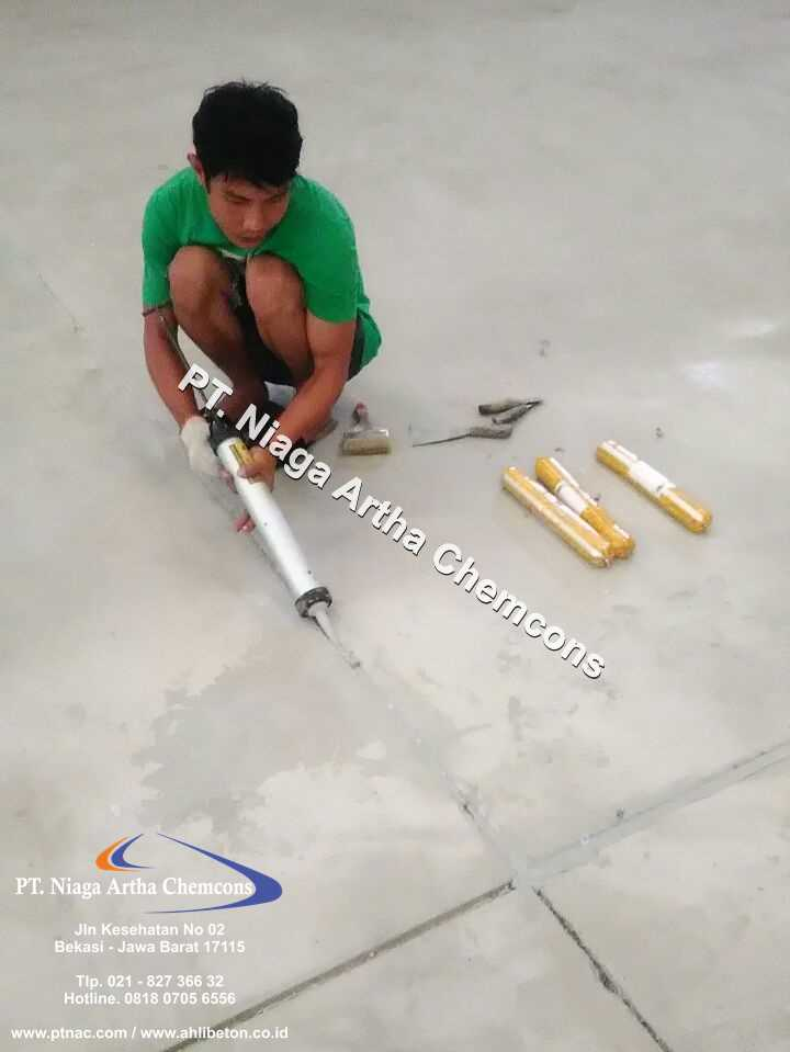 Kontraktor Pasang Sealant Beton
