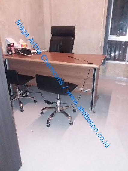 Epoxy Lantai Kantor