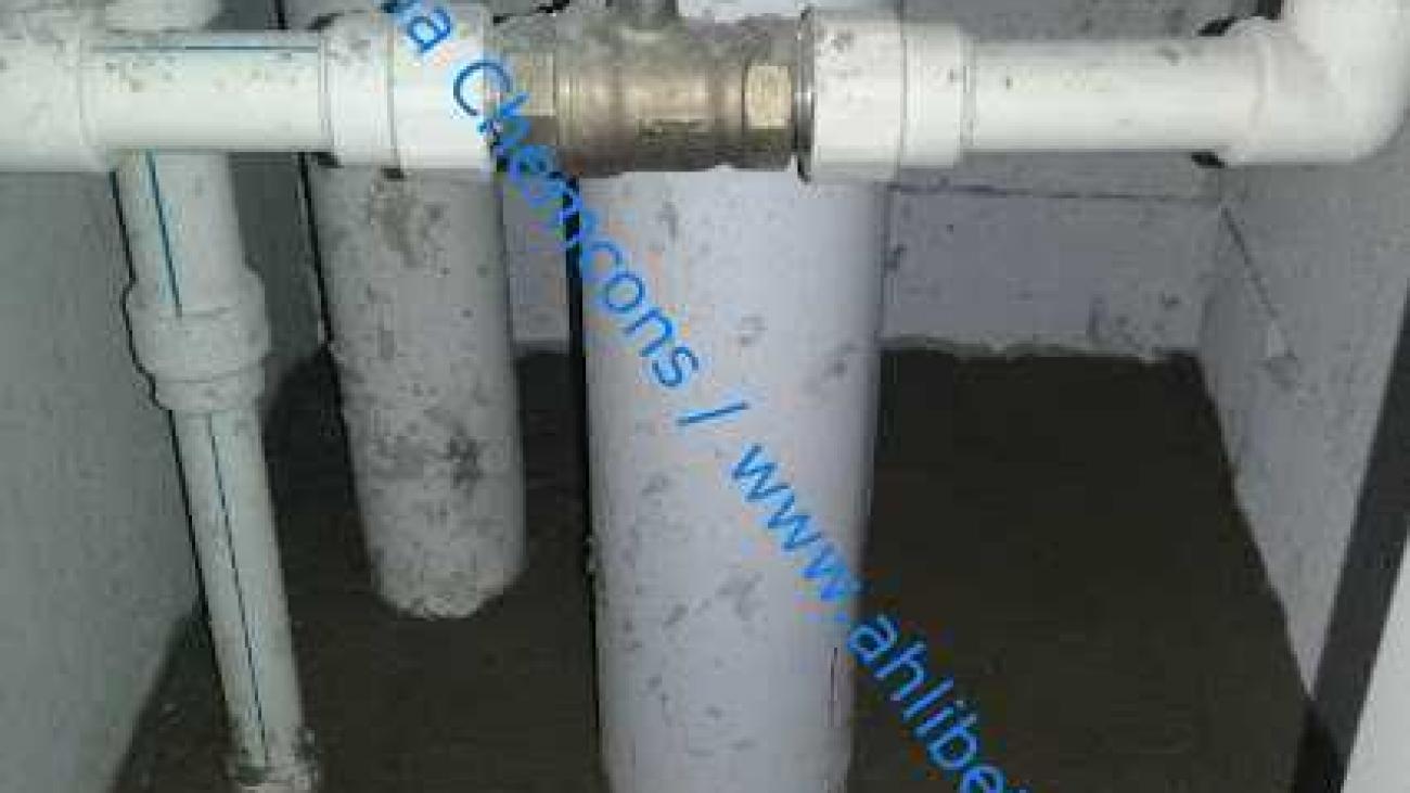 Sistem Firestop Mortar