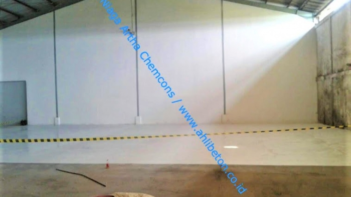Jasa Epoxy Lantai Gudang Pabrik