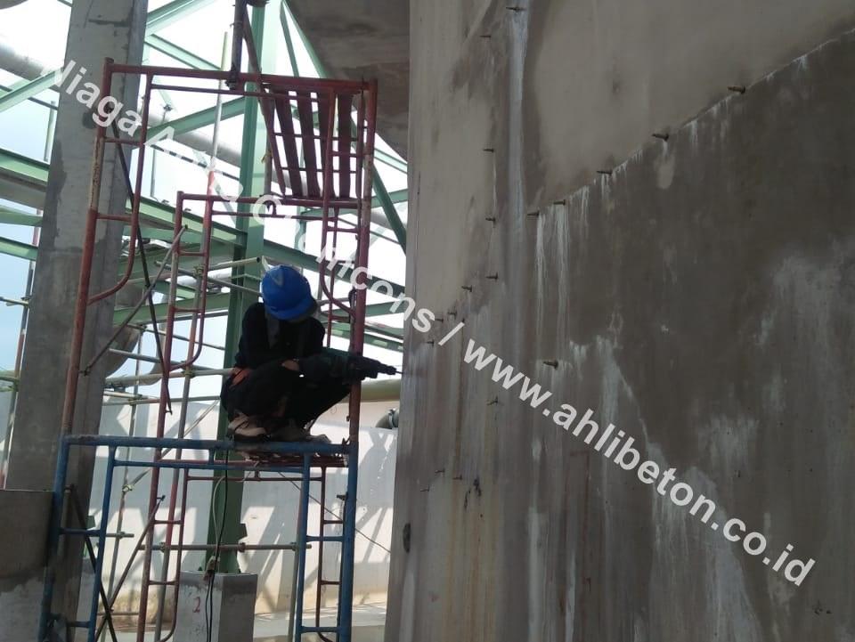 Ahli Perbaikan Bocor Area Watertank
