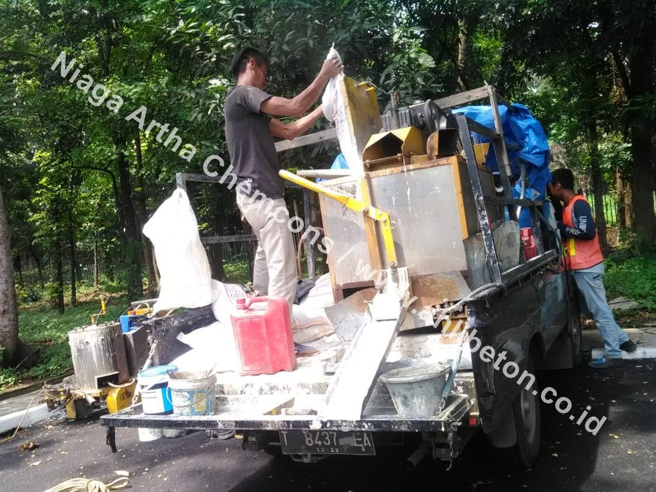 Jasa Pengecatan Marka Jalan Jakarta