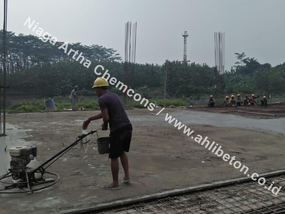 Aplikator Floorhardener Beton