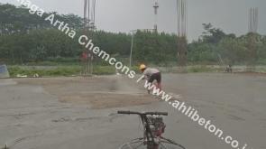 Kontraktor Floorhardener Area Pabrik