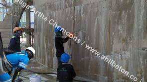 Perbaikan Kebocoran Beton
