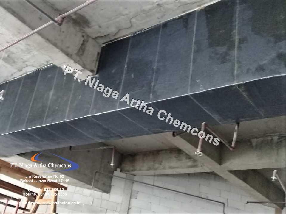 Perbaikan Struktur Beton