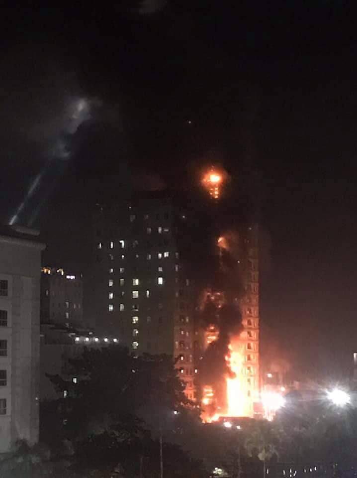 Kebakaran Gedung Kasino