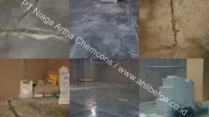 Jasa Floor Hardener Fitness Center