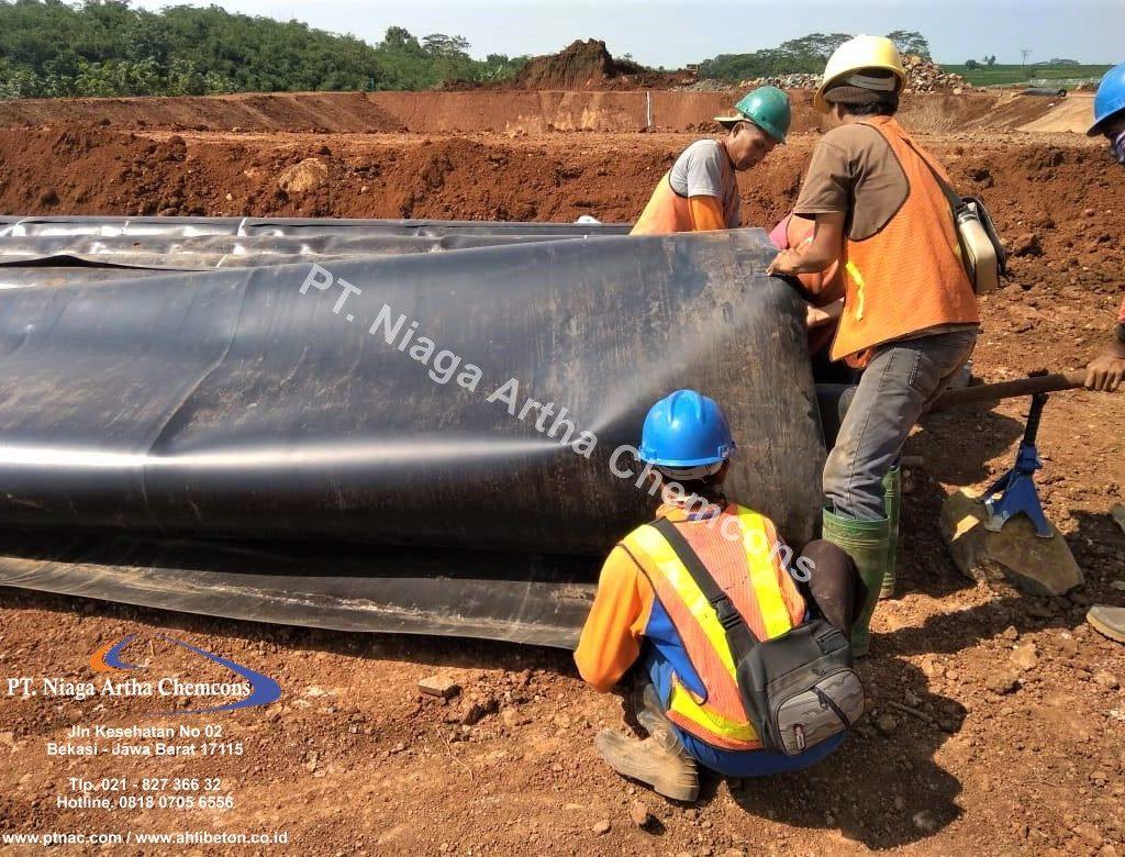 Jasa Geomembrane Bekasi