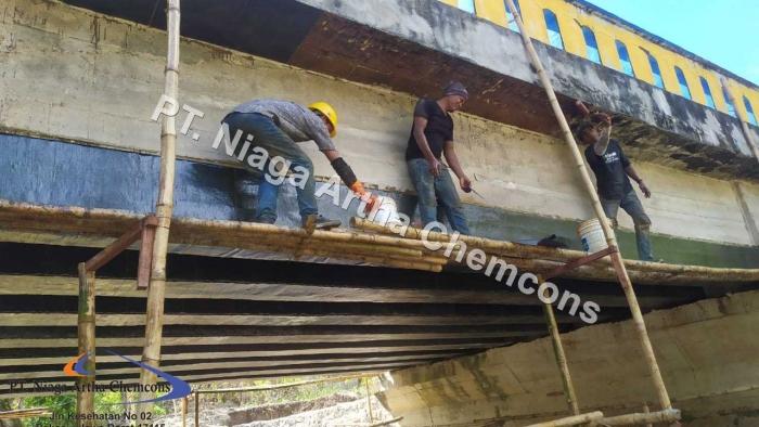 Kontraktor Perkuatan Struktur Kolom Beton