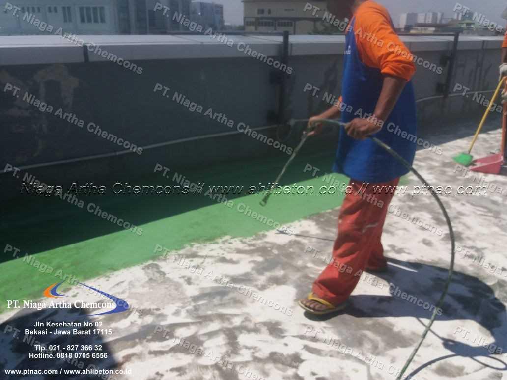 Aplikator Waterproofing PU