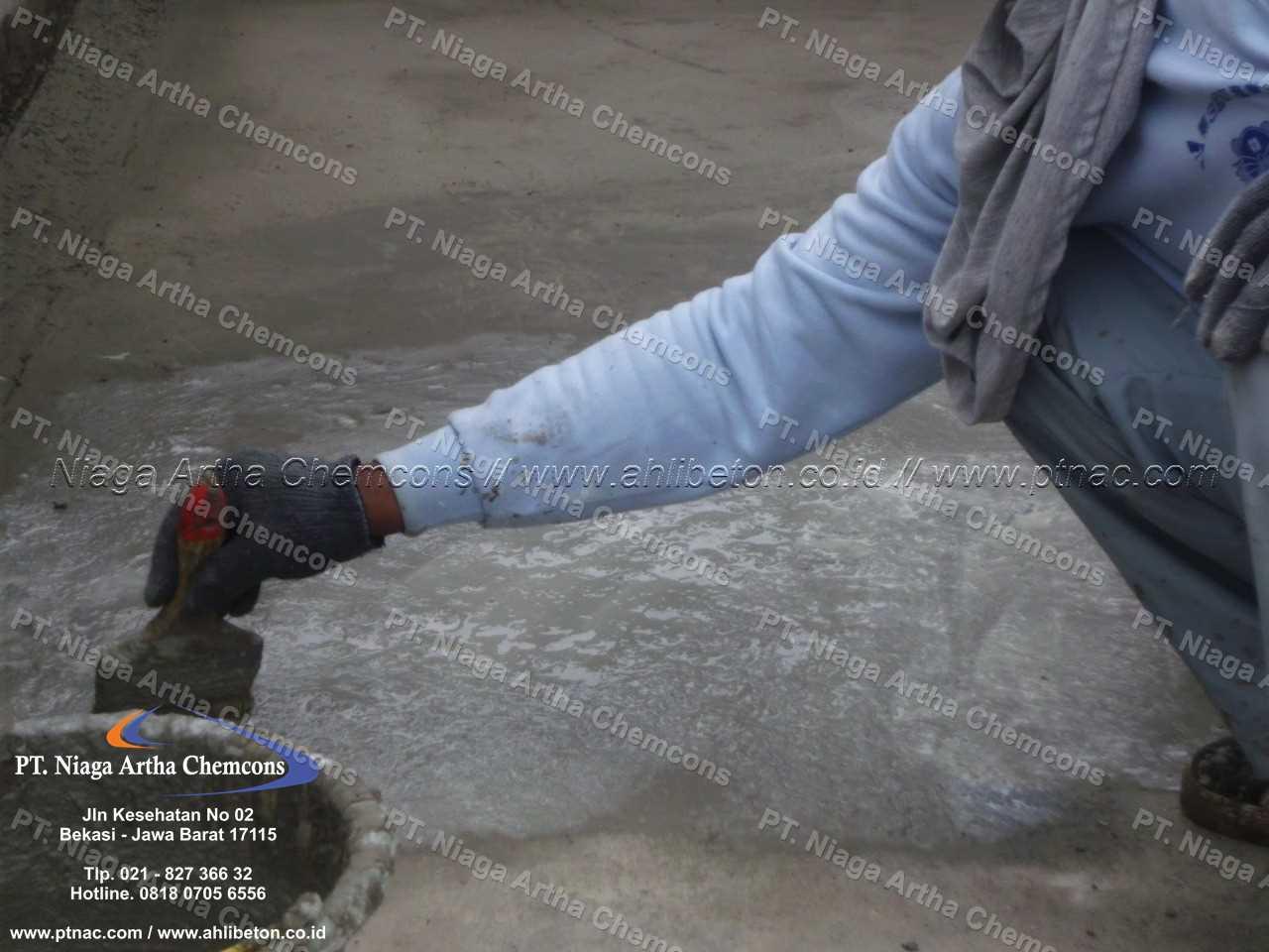 Jasa Waterproofing Cement Base