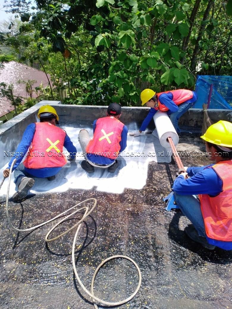 Jasa Perbaikan Bocor dengan Waterproofing
