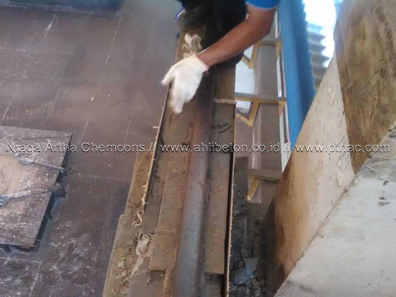 Perbaikan Beton dengan Grouting