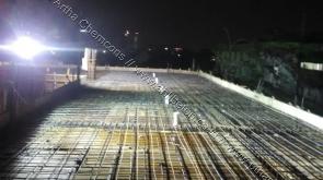 Waterproofing Integral Roofdeck Gedung