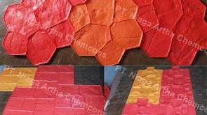 Jasa Pasang Stamped Concrete