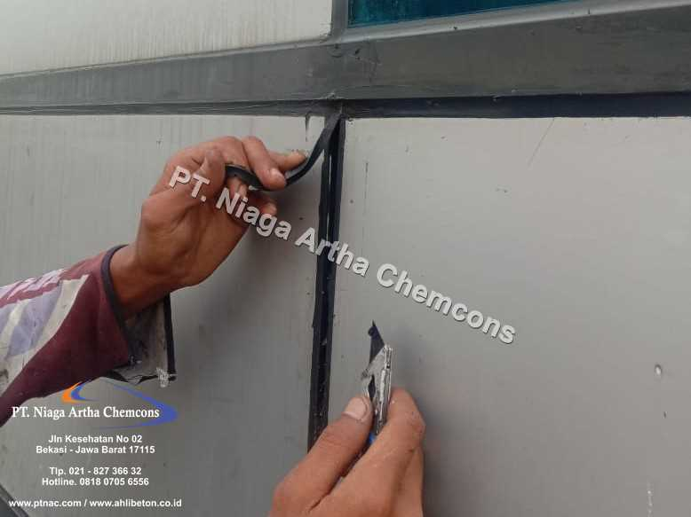 Jasa Perbaikan Sealant Kaca Apartemen