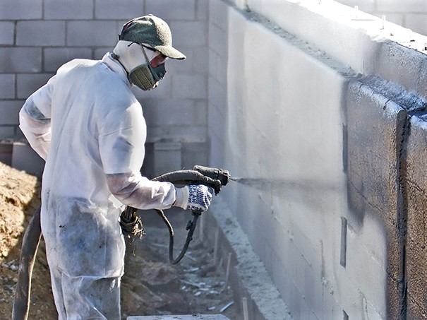 Pengaplikasian Material Waterproofing Polyurea