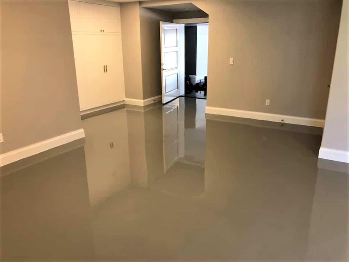 Spesialis Epoxy Lantai Apartement