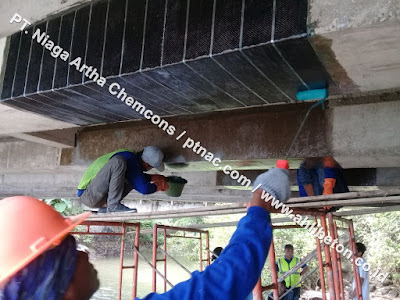 Jasa Untuk Memperkuat Struktur Beton