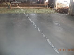 Jasa Aplikasi Floor Hardener