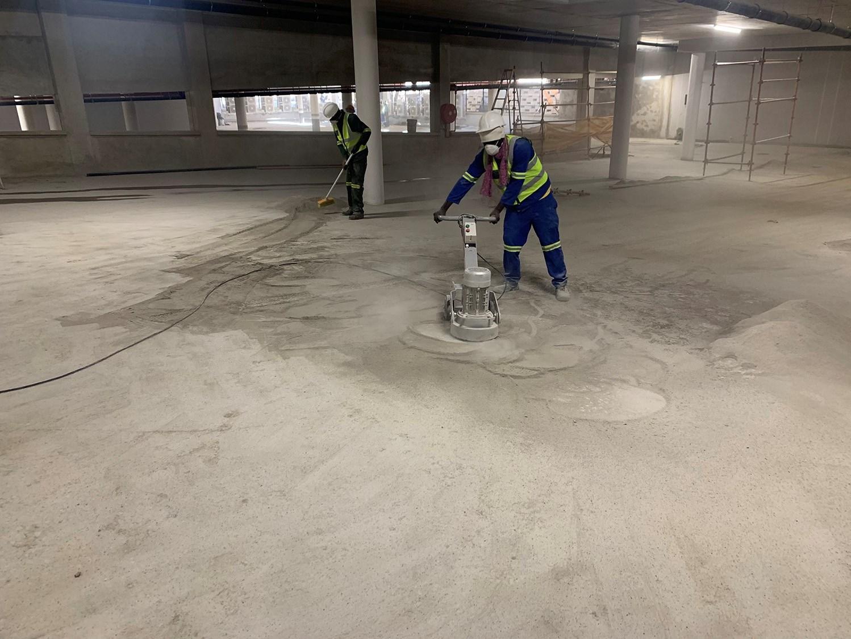 Spesialis Floor Hardener Pabrik