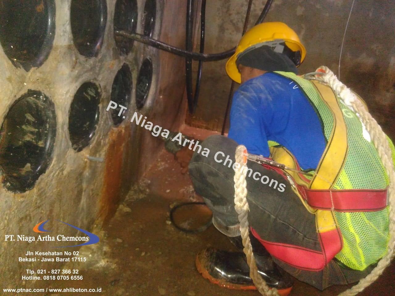 Jasa Perbaikan Bocor Pada Beton