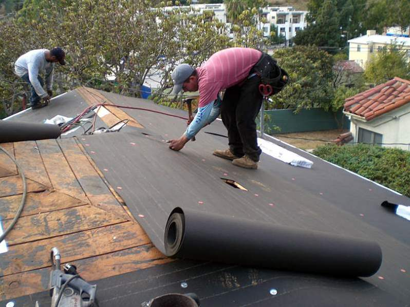 Waterproofing Pada Atap Gedung