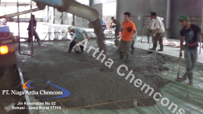 Harga Floor Hardener Gudang