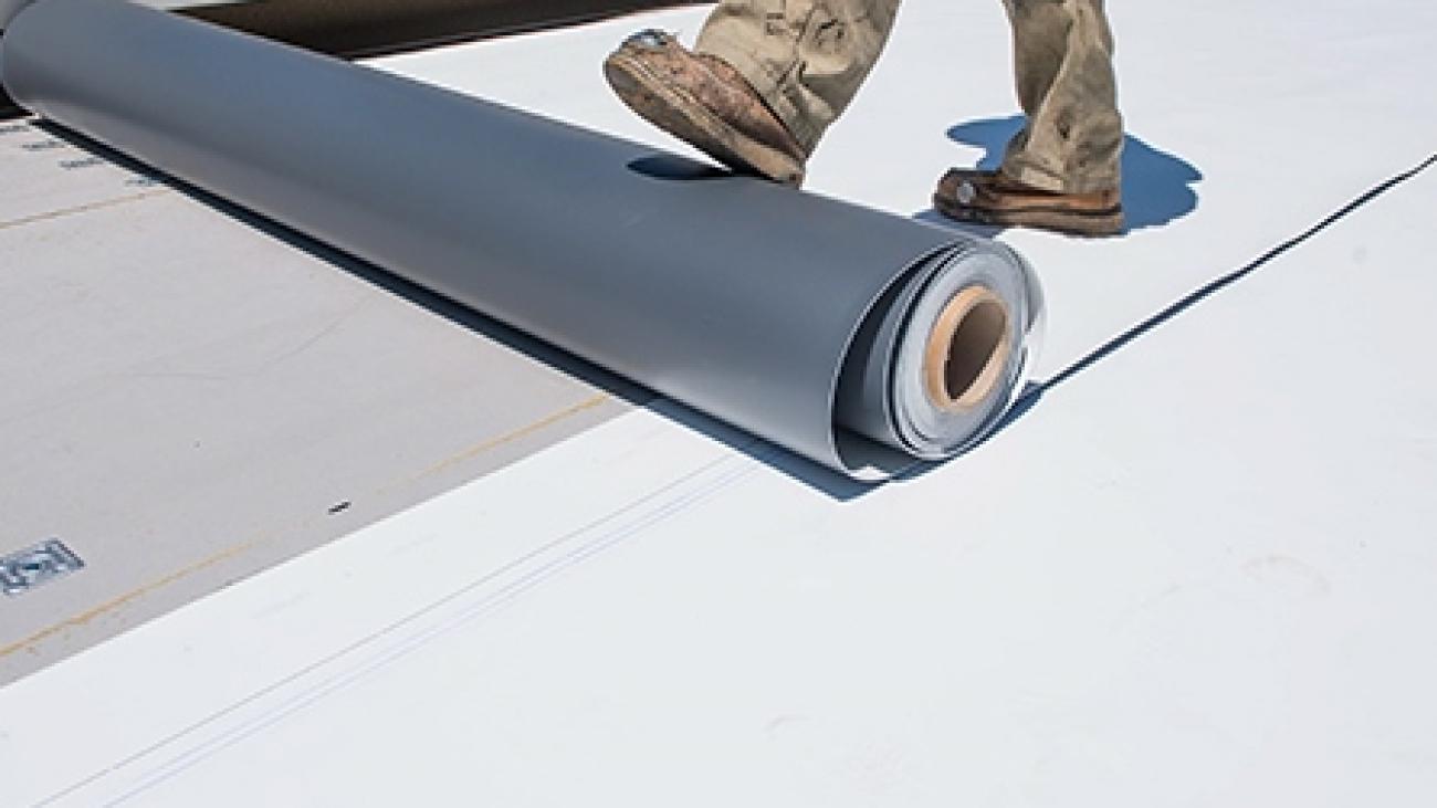 Waterproofing Membran PVC