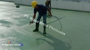 Aplikator Waterproofing Coating