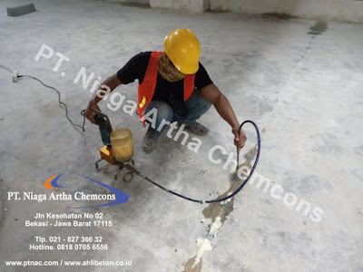 Jasa Perbaikan Bocor