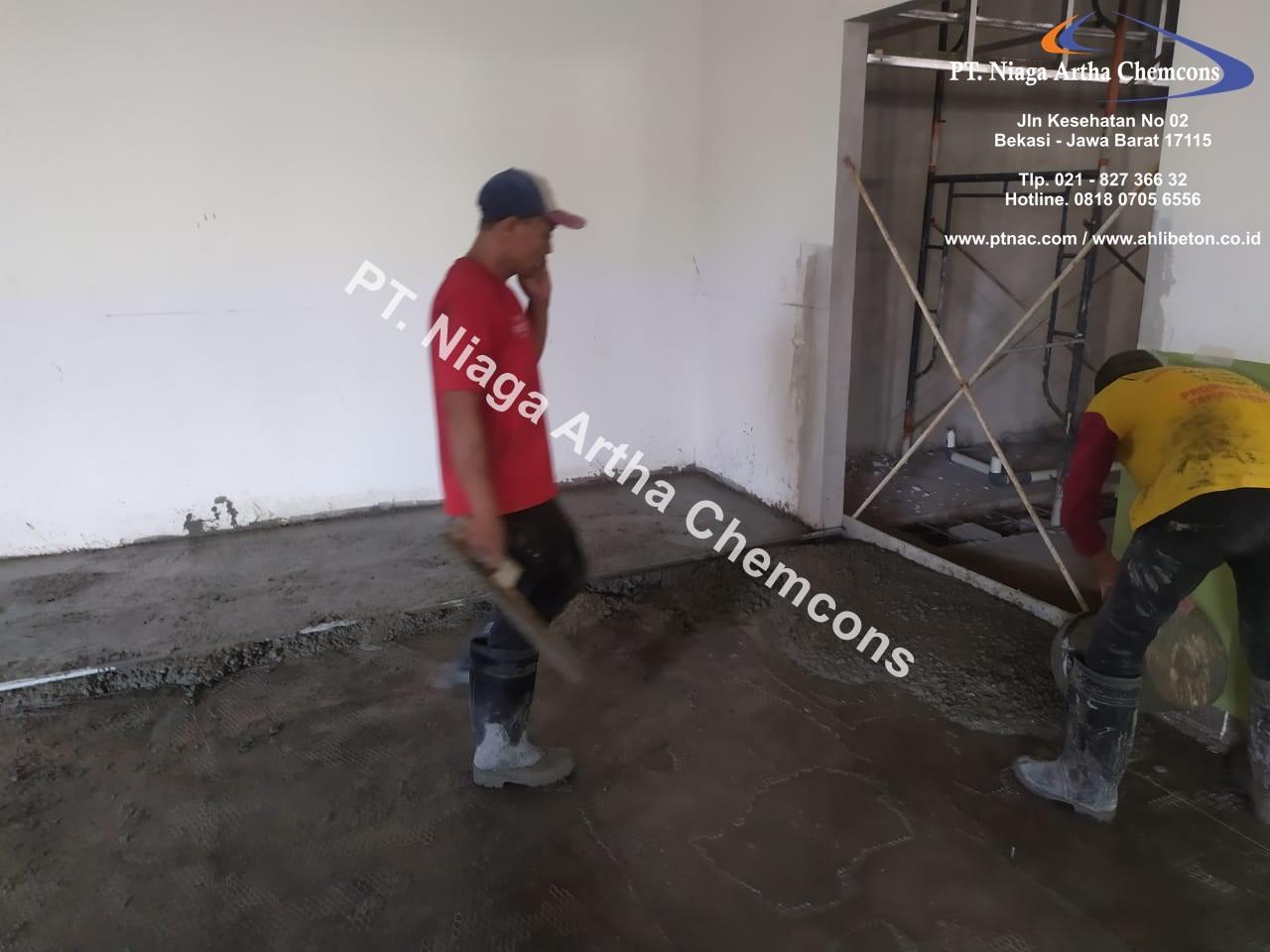 kontraktor floorhardener