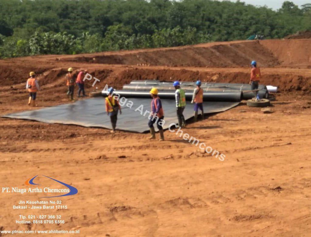 kontraktor sanitary landfield