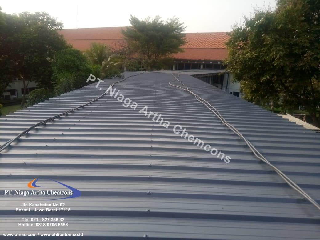 Perbaikan Atap Metal