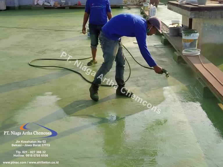 Jasa Waterproofing Coating