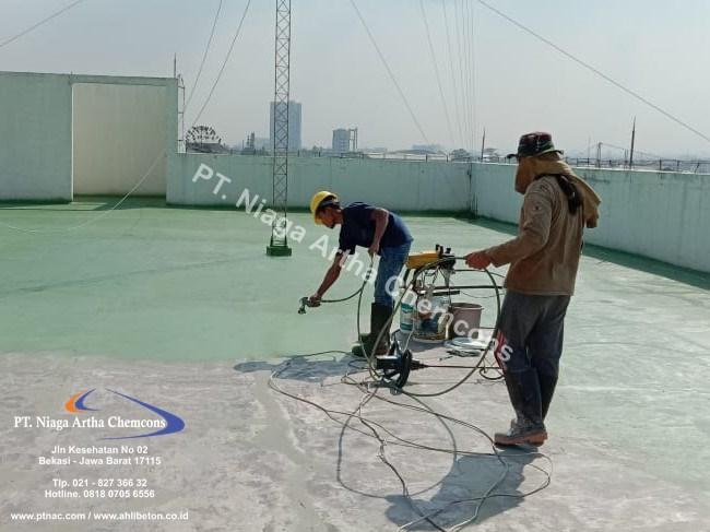 kontraktor sika waterproof