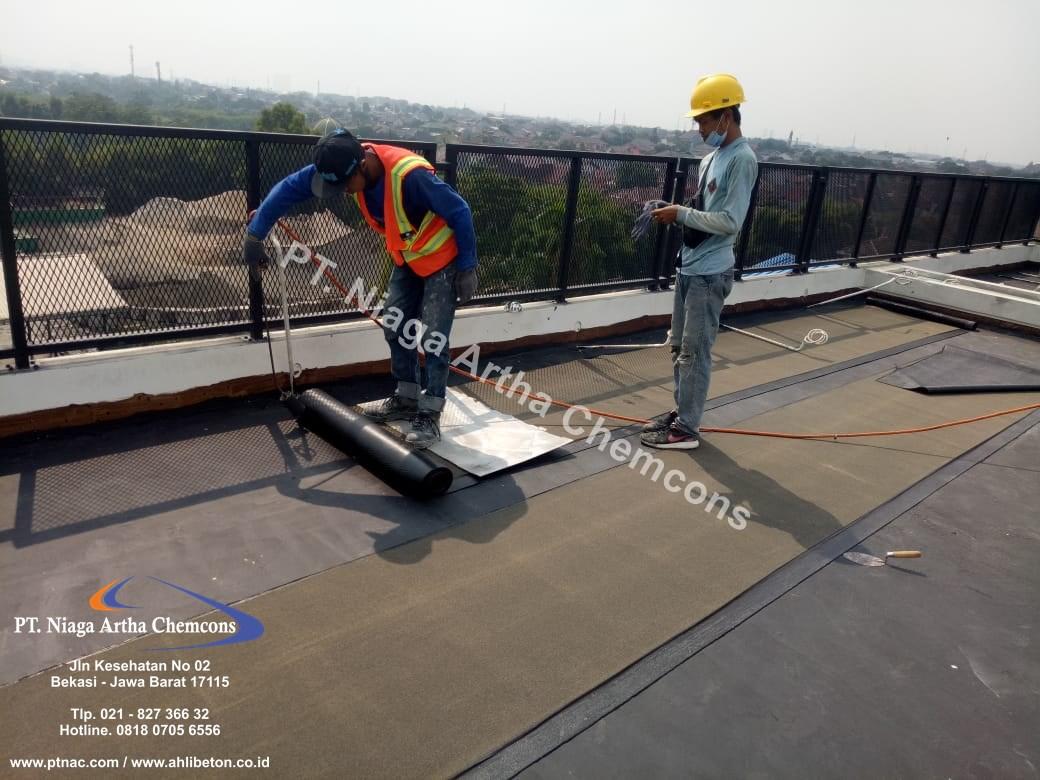 aplikator waterproofing membrane